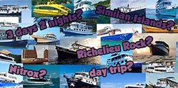 Similan islands diving liveaboard questions and answers