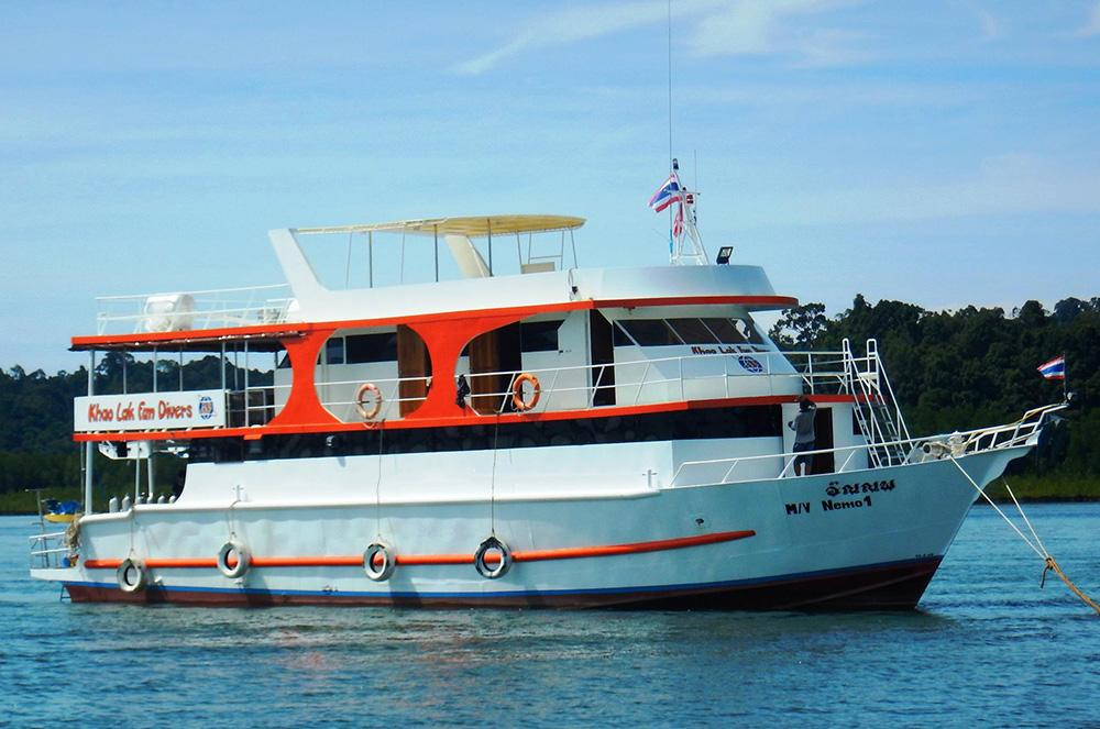 MV Nemo - Flexible Liveaboard