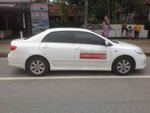 taxi from phuket to khao lak