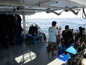 Dive-deck-and-dive-gear-and-staff-oktavia