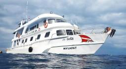 mv lapat liveaboard scuba diving similan islands