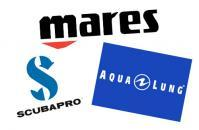 scuba equipment brands