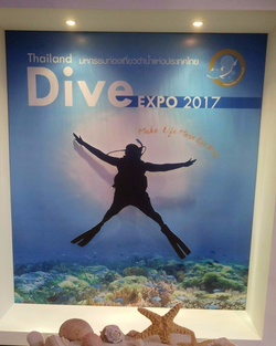 Thailand dive expo 2017 intro