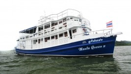 Manta Queen 5 Similan Islands liveaboard
