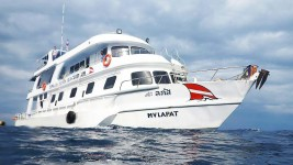 MV Lapat Similan Liveaboard Diving
