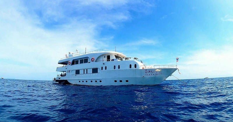 Issara Similan Islands Scuba Diving Liveaboard