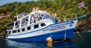Dolphin Queen Liveaboard dive boat