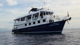 Manta Queen 1 Similan islands liveaboard
