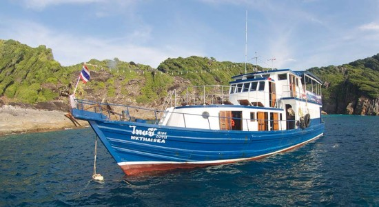 Liveaboard Boat - MV Thai Sea