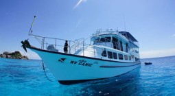Diving Liveaboard Boat MV Camic