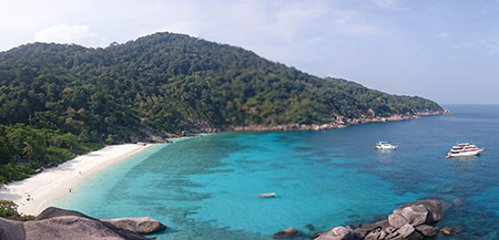 Similan Islands blog